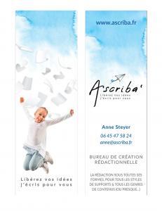 marque-page Ascriba